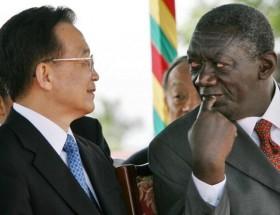 アフリカビジネス交渉