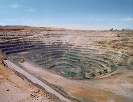 ジュワネン鉱山